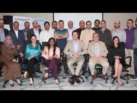 BAIRD Academy Qatar Implant Course 2014 15