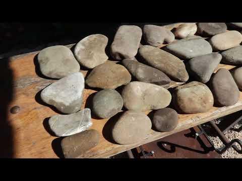 Измеряем радиационный фон в камнях из любимого блюда Чингисхана