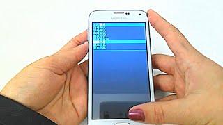 Samsung Galaxy S5  Replica chines GT-i9200, i9500, i9600, i9700,  hard reset, como formatar