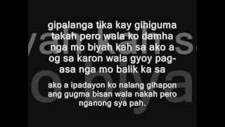 Nganong Siya Paman Lyrics