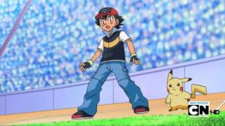 Pokemon Ash Vs Tobias! Darkrai! Full Battle!