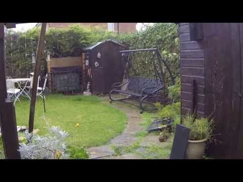 Hurricane Bertha HAIL STORM in the UK.
