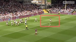 Analysing the goals | Fulham 0-4 Newcastle United