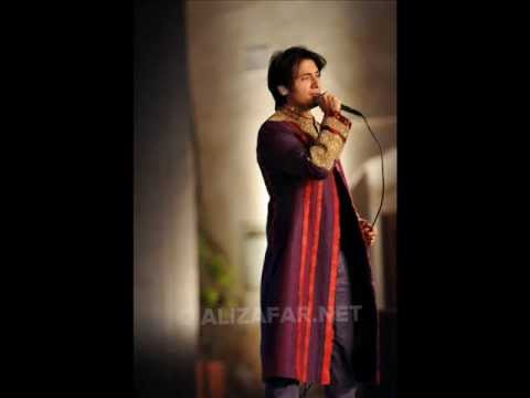 Ali Zafar-Jugnuon se bhar de Aanchal