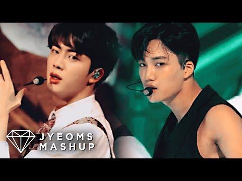BTS & EXO - AIRPLANE PT. 2 X THE EVE (MASHUP)