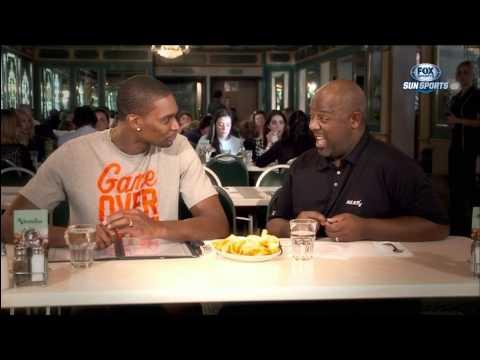 December 23, 2013 - Sunsports (1of2) - Inside the Heat: Chris Bosh (Miami Heat Documentary)