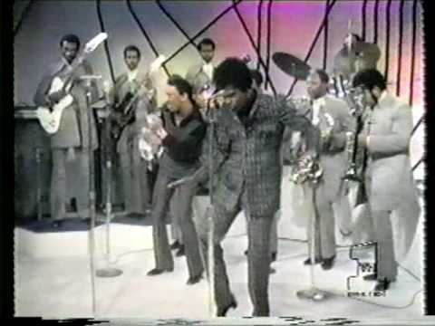 Sexmachine James Brown 1971 video