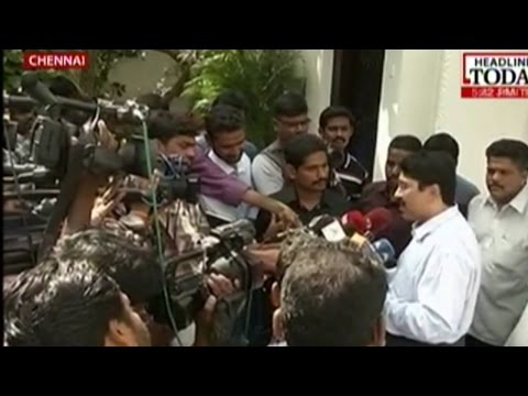 Maran Faces CBI Heat: Former Telecom Minister hits out at CBI