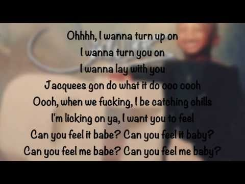 Jacquees - Persian Rugs (Lyrics Onscreen) Quemix 2