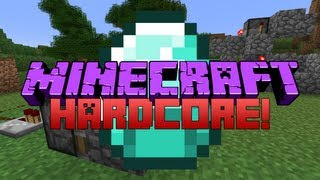 Hardcore Minecraft: Ep 12 - Technical Mine Shaft!