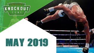 Boxing Knockouts | May 2019