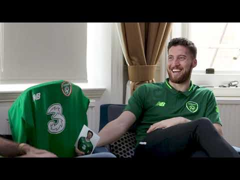 GUESS WHO? | Richard Keogh vs Matt Doherty