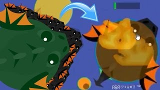 2X BLACK DRAGON KILLS IN MOPE.IO! COLOSSAL IS UNSTOPPABLE? NEW UPDATES & ANIMALS (Mopeio Gamplay)