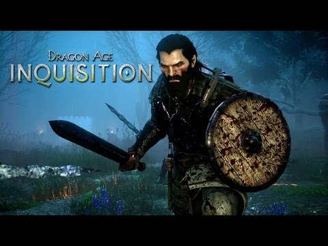 DRAGON AGE™: INQUISITION Followers Gameplay Series – Varric & Blackwall