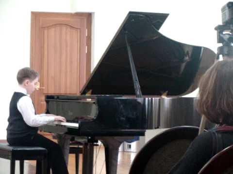 Бах Иоганн Себастьян - BWV 781 - Инвенция №10 (соль мажор)