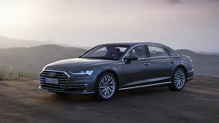 The All-New 2019 Audi A8 Review - Audi Downtown Vancouver, BC