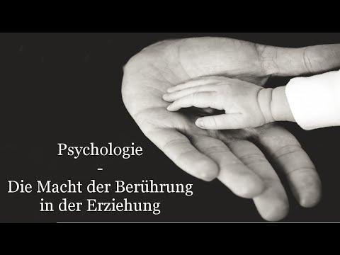 Psychologie: Die Macht der Berührung in der Erziehung