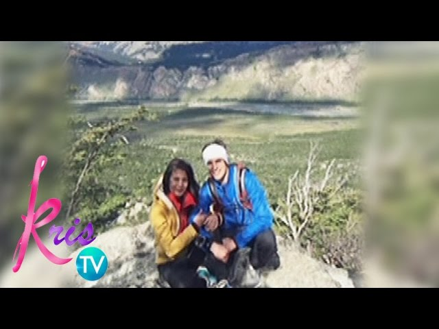 Kris TV: Isabelle's vacation trip in Argentina