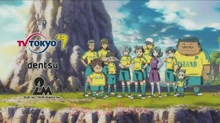 Inazuma Eleven / GO / Galaxy / Ares   ALL Anime Openings (Updated)