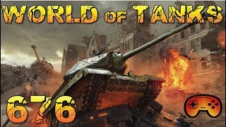 X,Y,Z zum Nachladen! #676 World of Tanks - Gameplay - German/Deutsch - World of Tanks