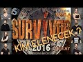 Survivor 2016 Kim Finalist Olacak ve Kim Elendi ? mp3 indir