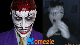 The Joker goes on Omegle!