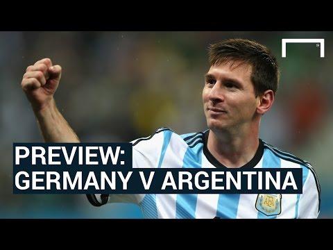 Goal preview | Germany v Argentina