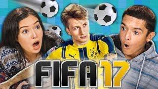 FIFA '17 GAMING TOURNAMENT (React: Gaming)