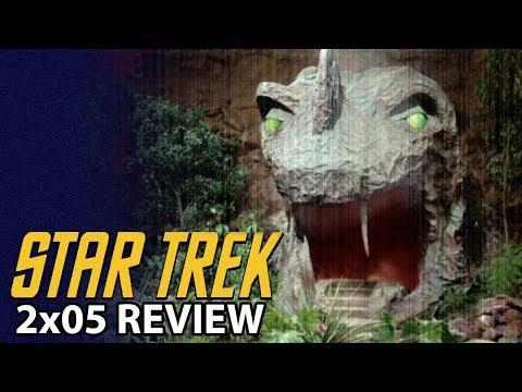 Star Trek The Original Series Season 2 Episodes 5 'The Apple' Review