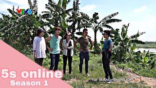 5S ONLINE - Tập 158 : Huấn luyện sinh tồn