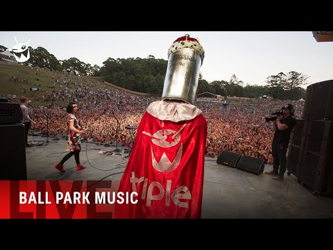 Ball Park Music (ft. triple j Mayor of Splendour) - She Only Loves Me When I'm There