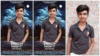 Night photography# night photo editing# cb Editing tutorial