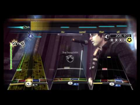 Last Night On Earth Expert Full Band Green Day: Rock Band