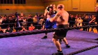 Download Senior Boxing: Spencer St.Peirre V Colin McDiarmaid EFC Double Impact Part 3Gp Mp4