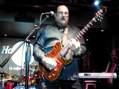 Steve Cropper - Nashville's Hard Rock Cafe