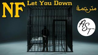 Download Lagu NF - Let You Down | Lyrics Video | مترجمة Gratis STAFABAND