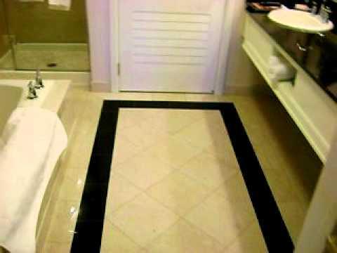 Mandalay Bay Hotel Room, Las Vegas