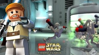 LEGO Star Wars: The Complete Saga - Part 3 (Walkthrough, Commentary)