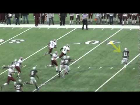 Joshua Thomas #21 Hightower High School Football Highlights