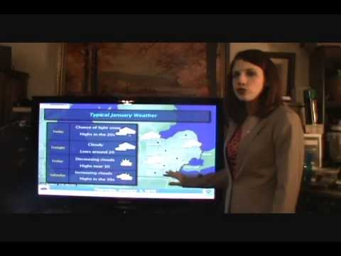 Weather Resume: Meteorologist Heather Caye