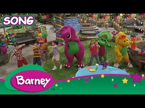 Barney: The Green Grass Grows All Around