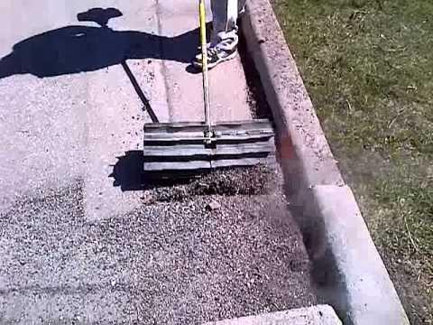 Stihl Power Broom Youtube