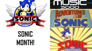 Sonic Month: AoStH & SatAM Sonic Themes - Music 3000