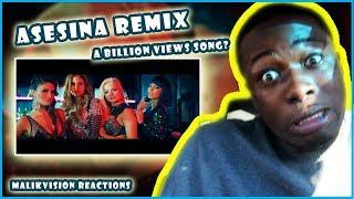Asesina Remix a BILLI VIEWS Song? | REACTION | Brytiago / Darell / Daddy Yankee / Ozuna / Anuel AA