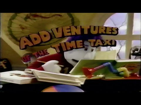 MATH Add Ventures of the Time Taxi 1985