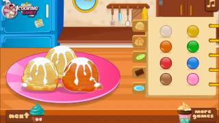 Homemade Ice Cream Maker Gameplay-Delicious Cooking Game Recipe