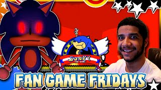 Fan Game Fridays - Sunky.MPEG