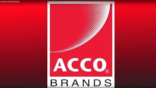 The Story of ACCO Brands