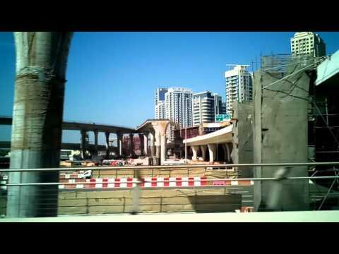 Dubai Matro trip Energy Ms to Nakheel