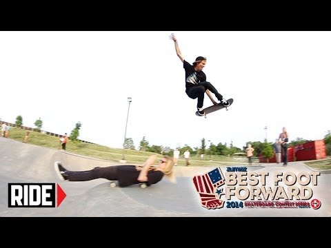 Jaws & AYC Crew @ Zumiez Best Foot Forward - Baton Rouge, LA
